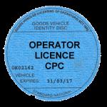 Operator Licence